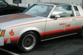 1981 Buick Regal Indy pace Car Replicas