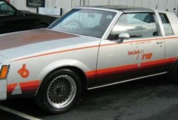 1981 Buick Regal Indy pace Car Replicas