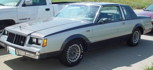 82 buick gn