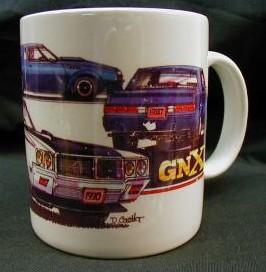 BUICK GSX GNX COFFEE MUG