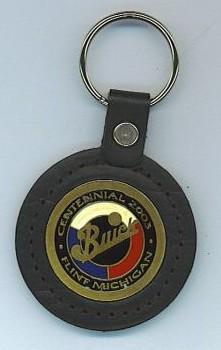 Buick Centennial Keychain