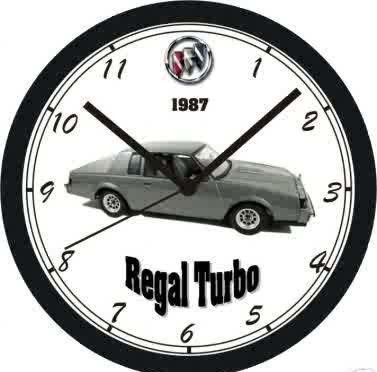 REGAL TURBO CLOCK