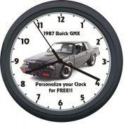 a buick gnx clock