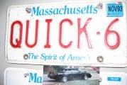 Turbo Buick Vanity Plates