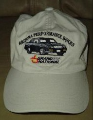 apb buick hat