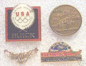 asst buick pins