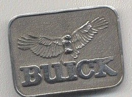 buick belt buckle
