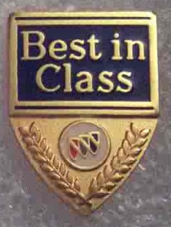 buick best in class pin