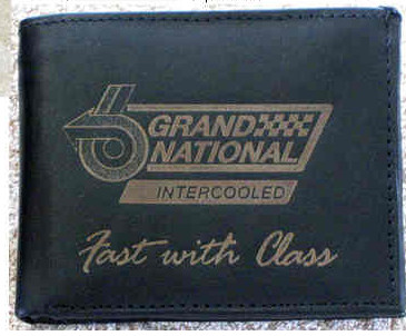 buick fast with class wallet