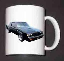 buick gn mug