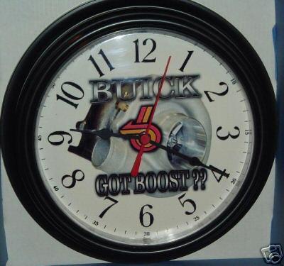 buick got boost clock