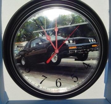 buick grand national action clock