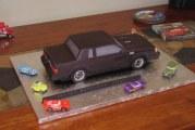 Buick Grand National Cake