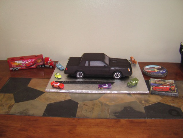 buick grand national cake 2