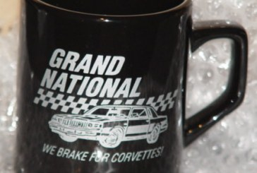 Buick Grand National Coffee Cups Mugs