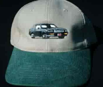 buick grand national image hat