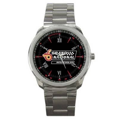 buick grand national intercooled wristwatch
