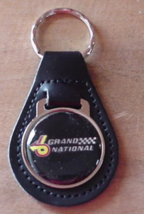 buick grand national leather key fob
