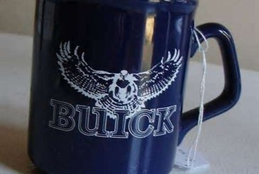 Buick Coffee Cup Mug