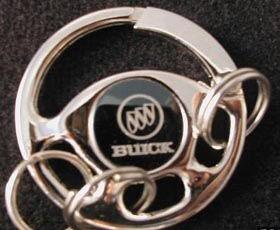 buick key chain ring