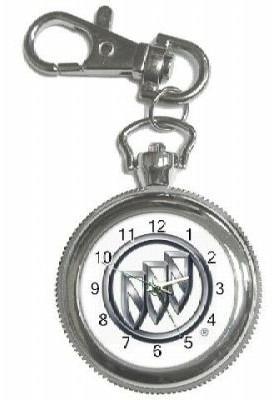 buick keychain watch