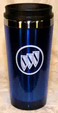 buick logo travel tumbler
