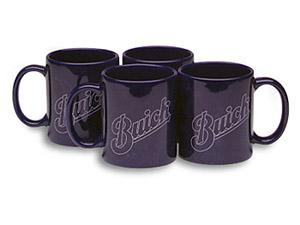 buick marble coffee mug