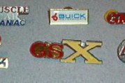 Buick Pin Collection