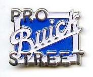 buick pro street pin