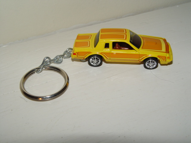 buick regal car keychain