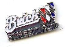 buick street rod pin
