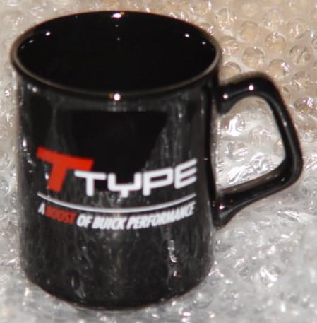 buick t-type coffee mug