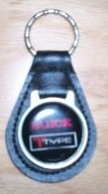 buick t type key ring