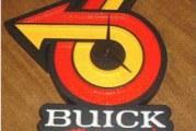 Buick Turbo 6 Clock