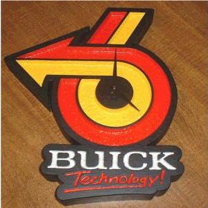 buick technology turbo 6 clock