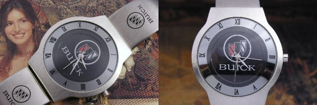 buick tri shield watch