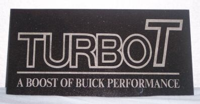 buick turbo t granite tile