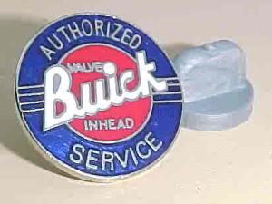 buick valve pin
