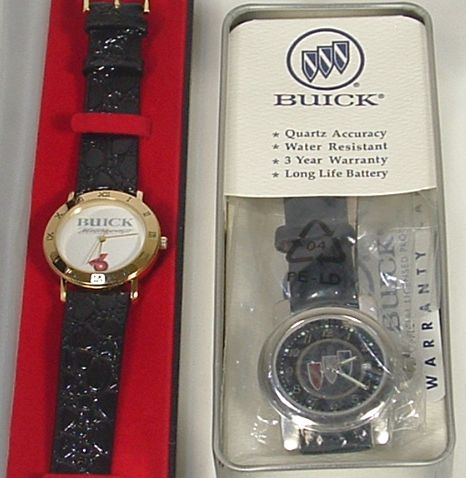 buick watches