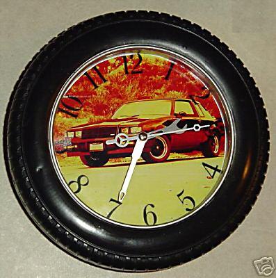 cool buick regal clock