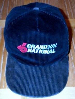 corduroy buick hat