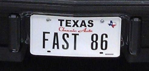 fast 86 buick