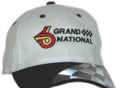 glossy vinyl checker buick hat