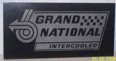 granite tile buick intercooled