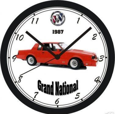 molly buick clock