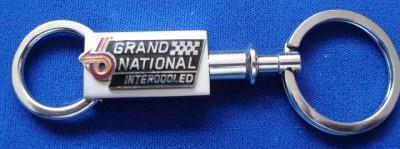 pull apart buick logo keyring