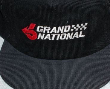 red arrow buick gn hat