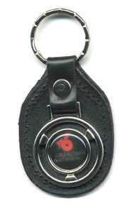 red arrow buick grand national key fob