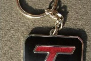 Regal T-type Turbo T Keychains