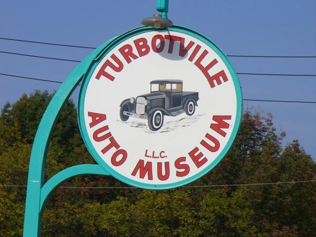 turbotville auto museum